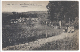 PELERINAGE DE BONNE-FONTAINE (Gutenbrunnen) PROCESSION - Andere Gemeenten