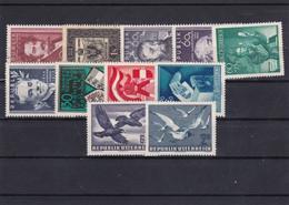 Österreich, Kpl. Jahrgang 1950** (T 20253) - Full Years