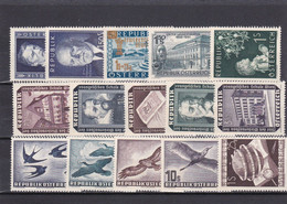Österreich, Kpl. Jahrgang 1953** (T 20255) - Full Years