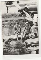 SPECTACLE 117 : Carte Photo ; Flipper , Le Dauphin - Zonder Classificatie