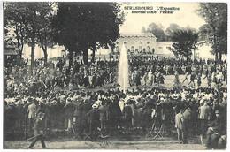 STRASBOURG - L'Exposition Internationale Pasteur - Strasbourg