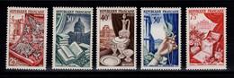 YV 970 à 974 N** Serie Metiers D'Art Cote 43 Euros - Ongebruikt