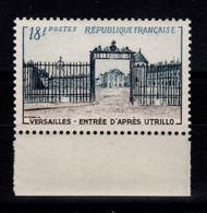 YV 988 N** Versailles Cote 11 Euros - Ongebruikt