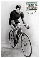 DEFRAYE Odile - Ciclismo