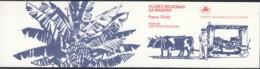 MADEIRA  Markenheftchen 2, Postfrisch **, Blumen 1982 - Madeira
