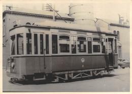 Photo Tram - Tilleur, Rue Des Martyrs - Usine Angleur-Athus - Trains