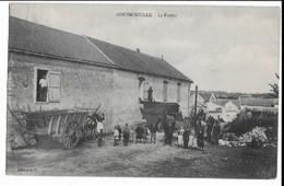 Goussonville - La Ferme ( Editions L.S.) - Other Municipalities