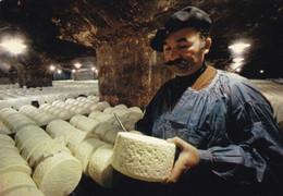 AVEYRON - A L'intérieur D'une Cave, L'affinage Des Fromages De Roquefort - Zonder Classificatie