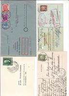 Deutschland , 8 Alte Briefe/Karten - Non Classés