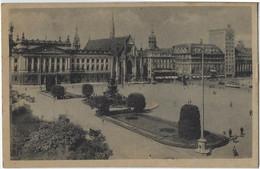 Leipzig -  Augustusplatz - Leipzig