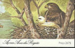 AZOREN  Markenheftchen 8, Postfrisch **, Vögel 1988 - Azores