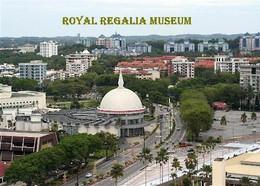 Brunei Bandar Seri Begawan Royal Regalia Museum New Postcard - Brunei