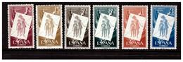 ESPAÑA.  INFANCIA PRO-HUNGARA. EDIFIL 1200/05. MNH**. LUJO - 1951-60 Nuovi
