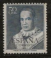 Espagne 1951 N° Y&T :  823 Obl. - 1951-60 Gebraucht