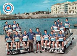 PHOTO RENFORCÉE GRAND QUALITE TEAM FERRETTI 1972 FORMAT 15 X 21 - Cycling