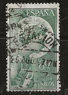 Espagne 1956 N° Y&T : 886 Obl. - 1951-60 Gebraucht