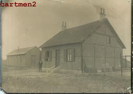 PHOTOGRAHIE ANCIENNE : HAM SEBASTOPOL DISTILLERIE ? USINE 1911 80 SOMME 18 X 13 CM - Ham