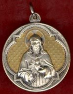 ** BELLE  MEDAILLE  L' IMMACULEE  CONCEPTION ** - Religion & Esotericism