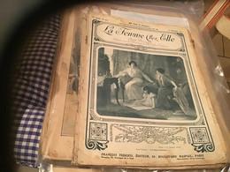 La Femme Chez Elle FRANCOIS TEDESCO Planche à Dessin '1914 - 1901-1940
