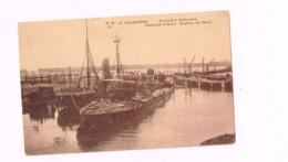 Zeebrugge.Entrepid & Arthemisia Obstruant Le Canal. - War 1914-18