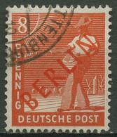 Berlin 1949 Rotaufdruck 23 Gestempelt - Gebruikt