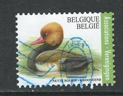 Belgie 2018 OCB 4759 Krooneend Gestempeld - Gebraucht