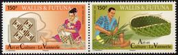 Wallis Et Futuna 2020 - Art Et Culture, La Vannerie - 2 Val Neufs // Mnh - Unused Stamps