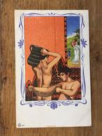 2 Hommes Au Bain - Couples