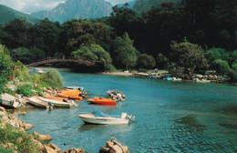 Porto - La Riviere Et Le Port - Corse - Formato Grande Non Viaggiata – E 17 - Sin Clasificación