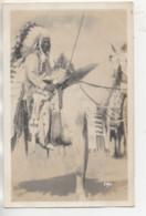 CP ( Chef Indien Sur Son Cheval ) - Native Americans