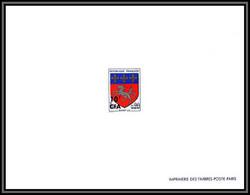 France / Cfa Reunion Promo Discount N°386 -1510 Armoiries De Ville Blason De St-Lo épreuve De Luxe (deluxe Proof) - Epreuves De Luxe