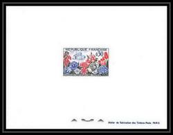 France - N°1369 Floralies Nantaises Fleurs (plants - Flowers) épreuve De Luxe (deluxe Proof) - Altri