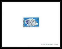 France - N°1788 PROMO Le Club Alpin Français GENTIANE ET GLACIER épreuve De Luxe (deluxe Proof) - Altri