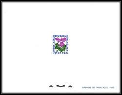 France - Taxe N°102 Fleurs (fleur Flower Flowers) Des Champs Soldanelle Des Alpes - Altri
