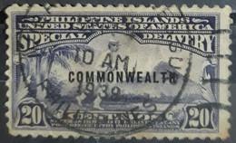 FILIPINAS 1939 Sello Oficial. USADO - USED - Filippijnen