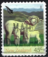 New-Zealand 2005 - Mi 2233 - YT 2135 ( Domestic Sheeps ) - Used Stamps