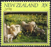 New-Zealand 1982 - Mi 848 - YT 818 ( Sheeps ) - Used Stamps