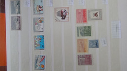 S216 Collection Différents Pays Dont Allemagne, Belgique ... En Timbres ** Et *. A Saisir !!! - Collections (with Albums)