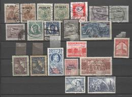 Polen , Kleines Lot Alter Marken , Gestempelt/ungebraucht - Unused Stamps