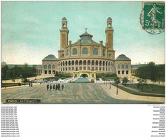 PROMOTION. PARIS XVI. Le Trocadéro 1911 - District 16