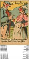 WW GRIFF Illustrateur. Nos Bons Paysans - Griff