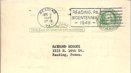 STATIONERY  1948  READING - 1941-60