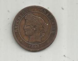 Monnaie , France , 10 Centimes ,1892 A - D. 10 Centimes