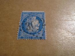 GARD - ( QUISSAC )   -   IND/5    -   GC   -   3072   -    TP   N° 60 - 1849-1876: Classic Period
