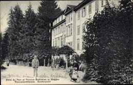 CPA Meggen Kanton Luzern, Hotel Du Parc Et Pension Gottlieben - LU Lucerne