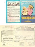 VADEMECUM DELLA MAMMA 1961 - ORFANOTROFIO ANTONIANO MASCHILE FIRENZE - Other