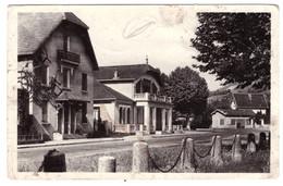 SAINT MARCELLIN -Le Gymnase Et Les Bains (carte Photo) - Saint-Marcellin