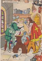 BARRE DAYEZ 1229 A ( Scan Recto-verso )  Verso Imprimé D'une Façon Particulière, Voir Scan - Otros