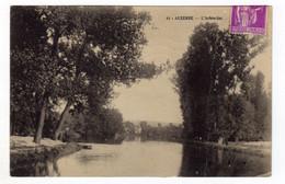 Cpa N° 44 AUXERRE L ' Arbre Sec - Auxerre