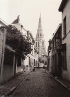 Photo Ancienne De Anderlecht Patrimoine Du Brabant Maison Cure Presbytère Ferme église - Plaatsen